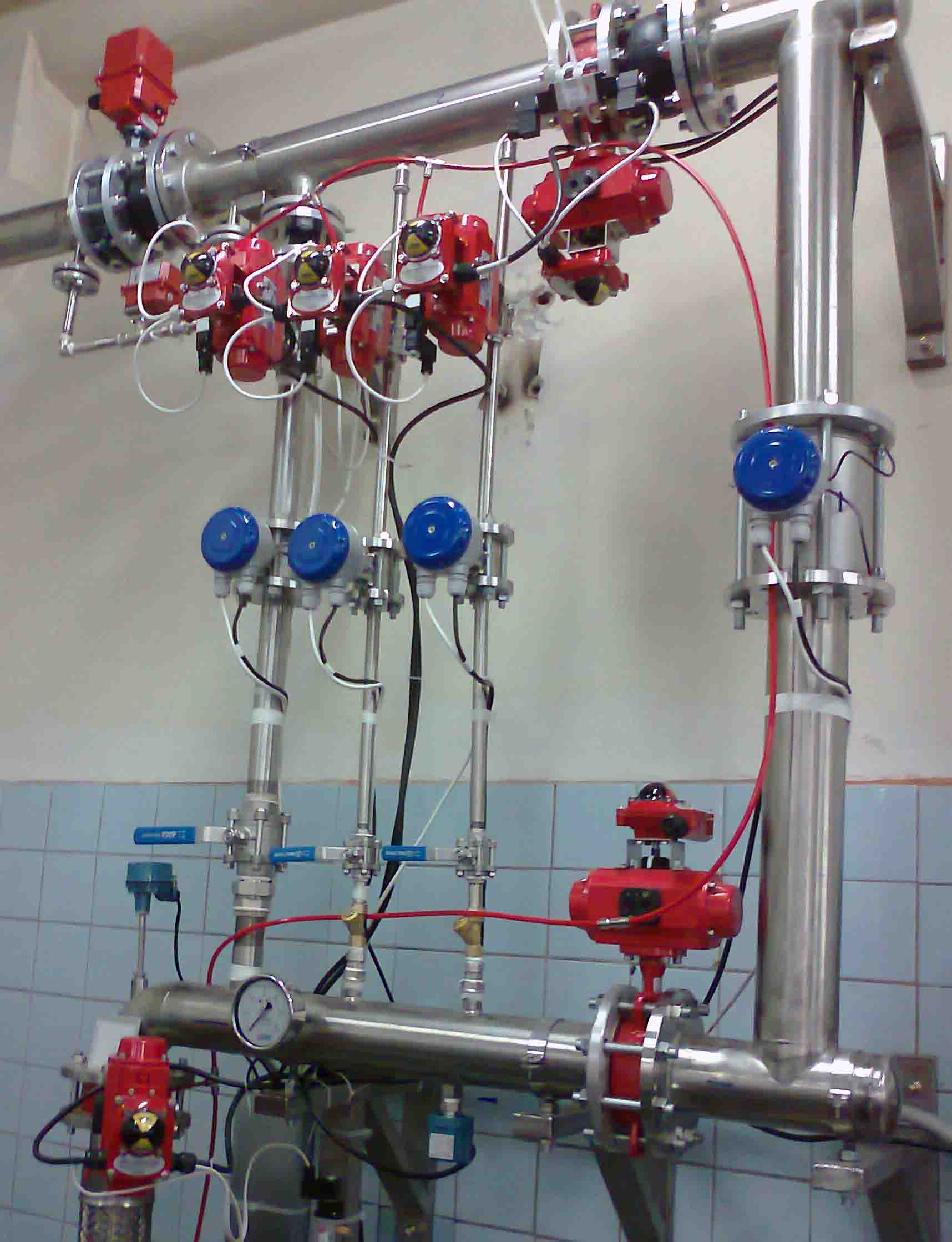 Reference flow meter 1